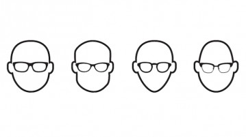 perfect glasses for face shape