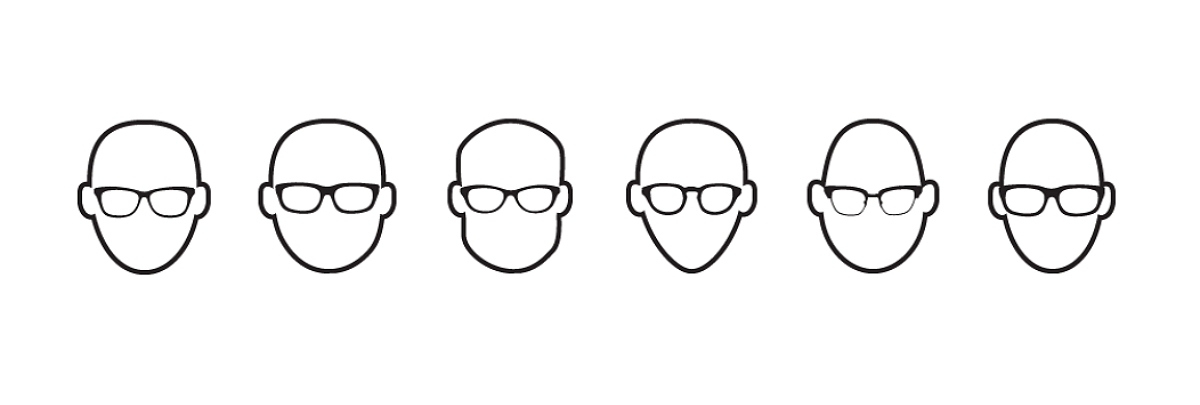 43be5e4b1e Choosing the Right Glasses for Your Face Shape - Guide