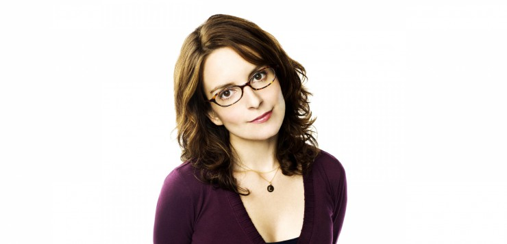 celebrities who wear glasses tina fey