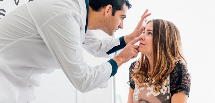 what to expect during a contact lens exam