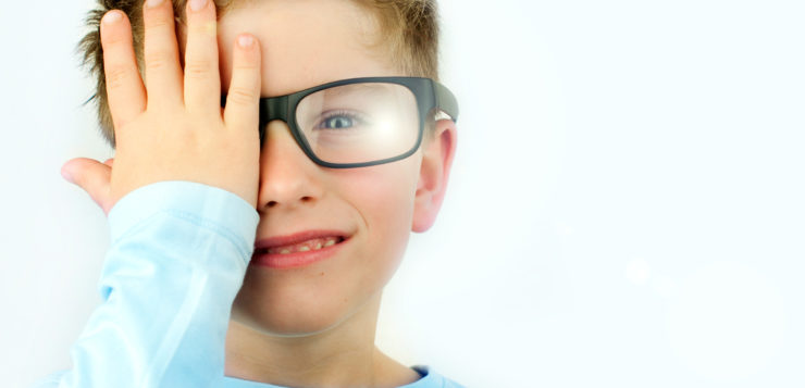Warning Signs Your Child Might Have a Vision Problem