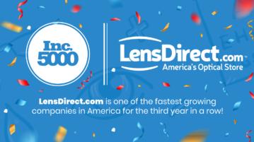 inc 5000 lensdirect
