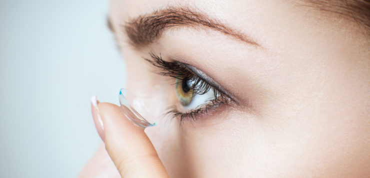 Guide to Wearing Contact Lenses During COVID-19