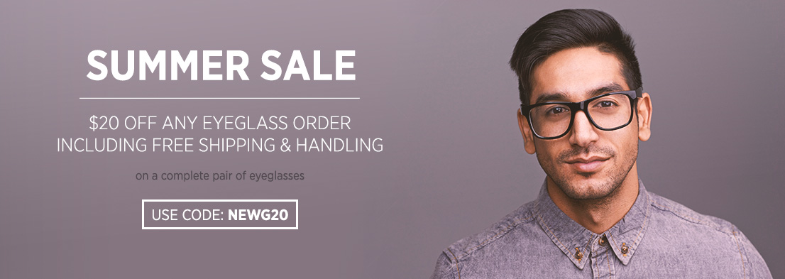 lensdirect summer eyeglass sale