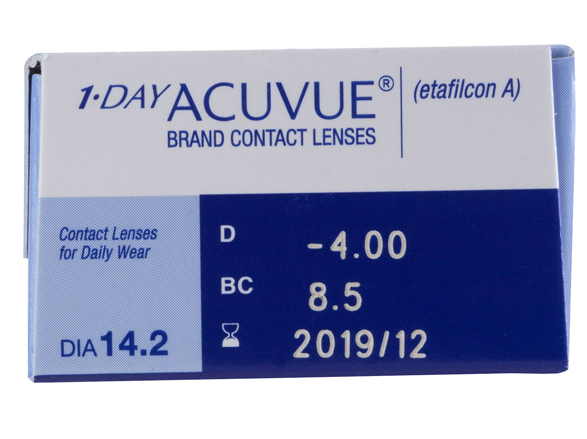 1-Day Acuvue 30 Pack