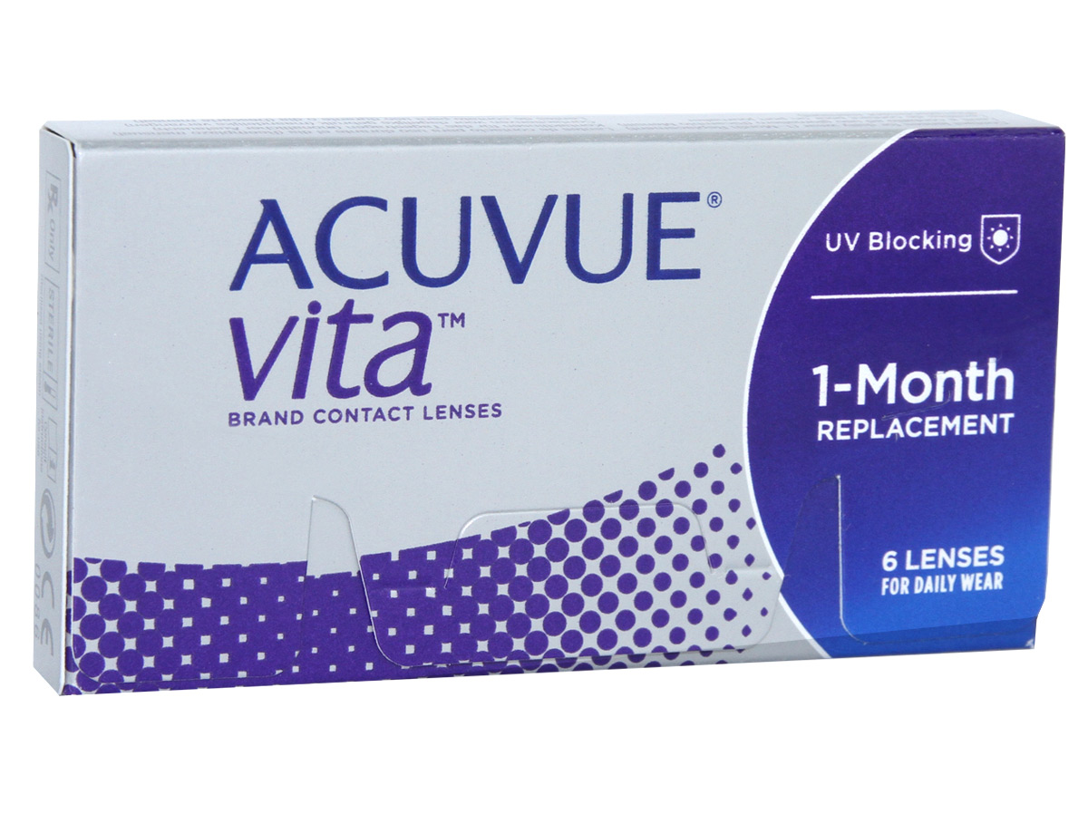 Acuvue Vita Cheap Contact Lenses Online Lensdirect