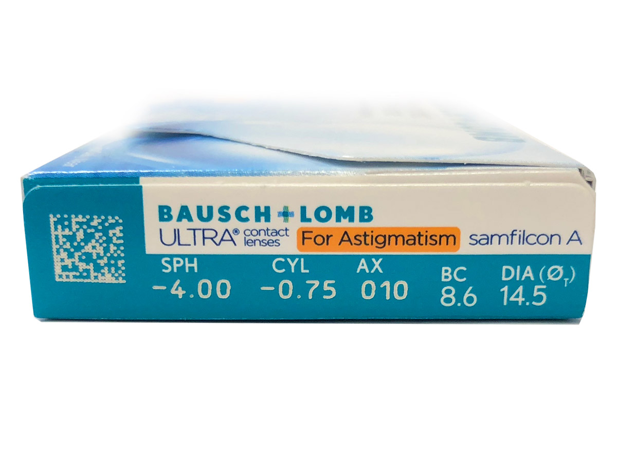 bausch and lomb toric lenses review