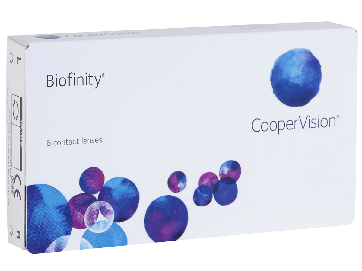 Biofinity Multifocal N Contacts for Presbyopia