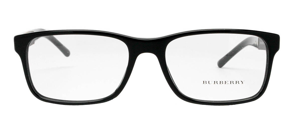 Burberry Be2162 53mm Glasses Front
