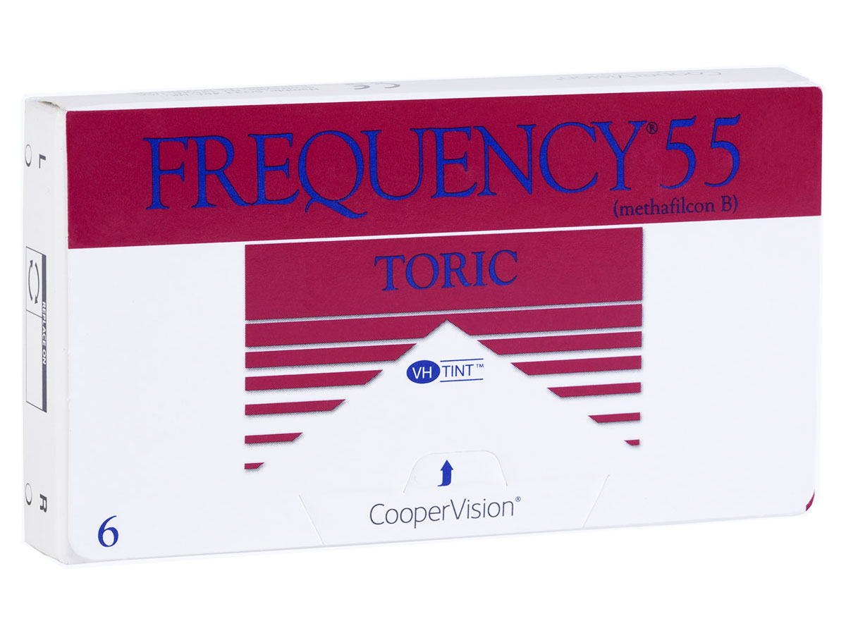 Cheap Frequency 55 Toric Contact Lenses Best Price