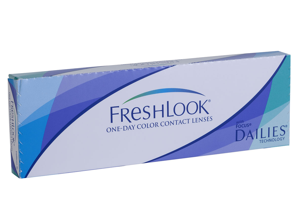 Freshlook one day color contact lenses