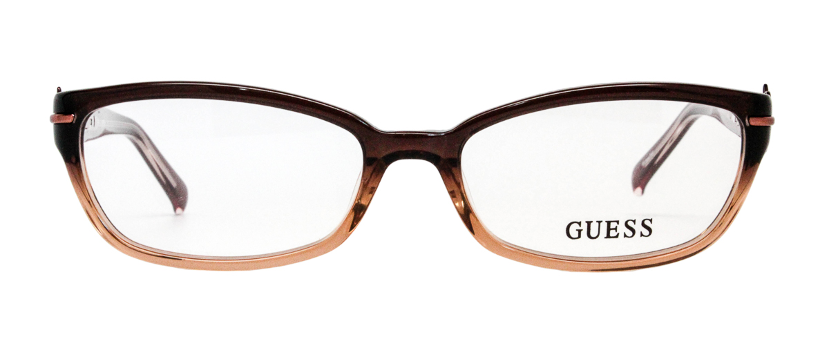 Guess GU 2304 Glasses - Brown | LensDirect