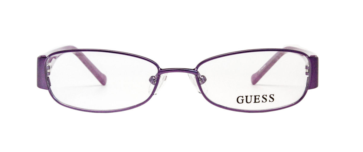 Guess GU9079 - Purple Guess Glasses Front