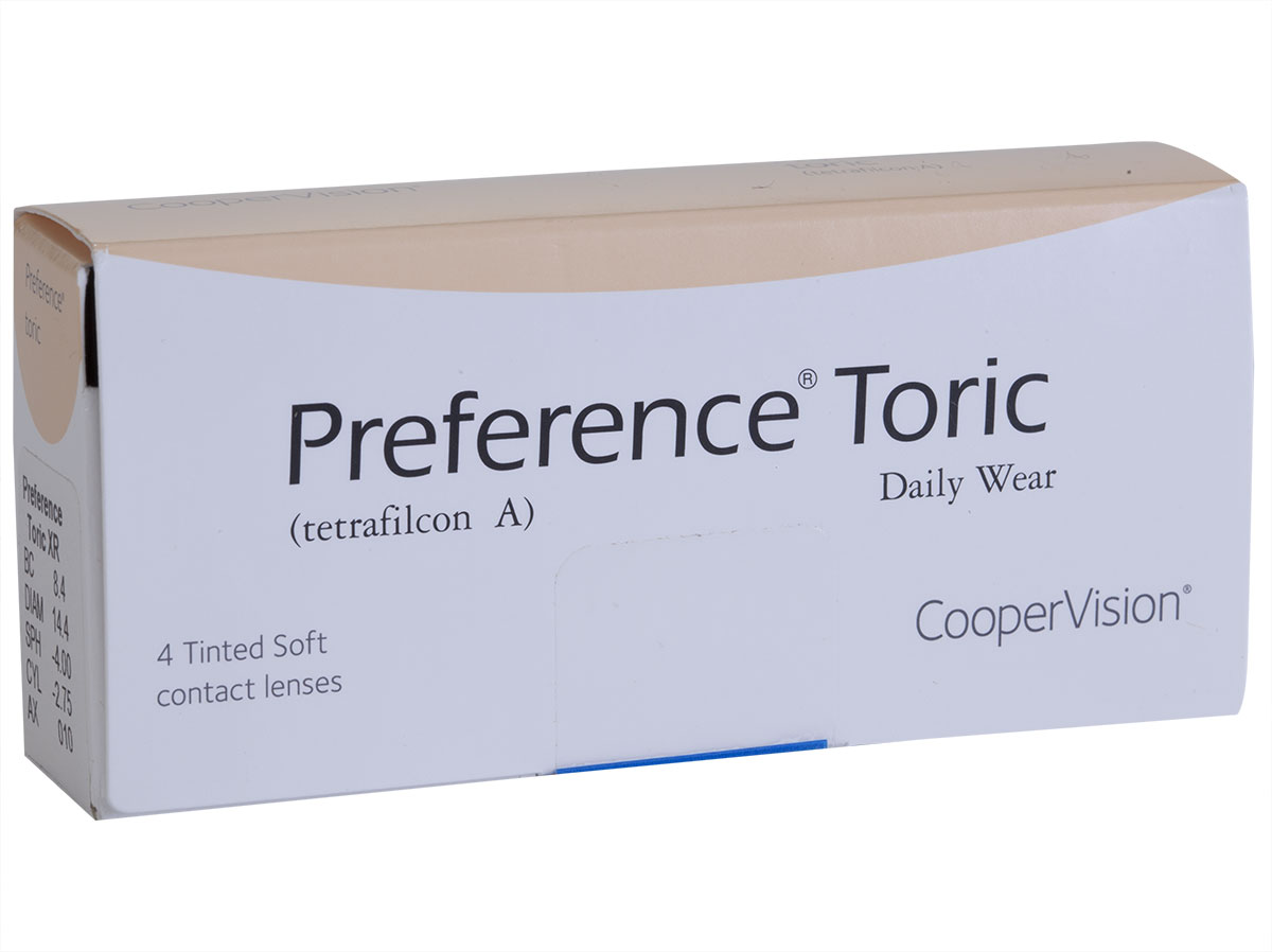 Preference Toric Contact Lenses