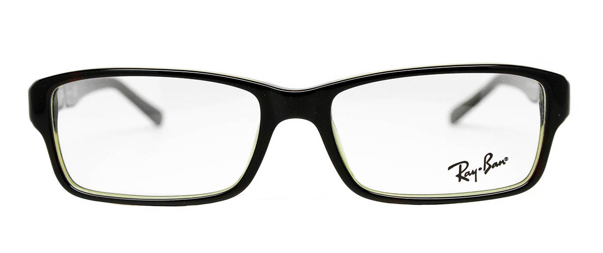 Ray Ban 5169-2383 2383 Black Green 5169, 54mm