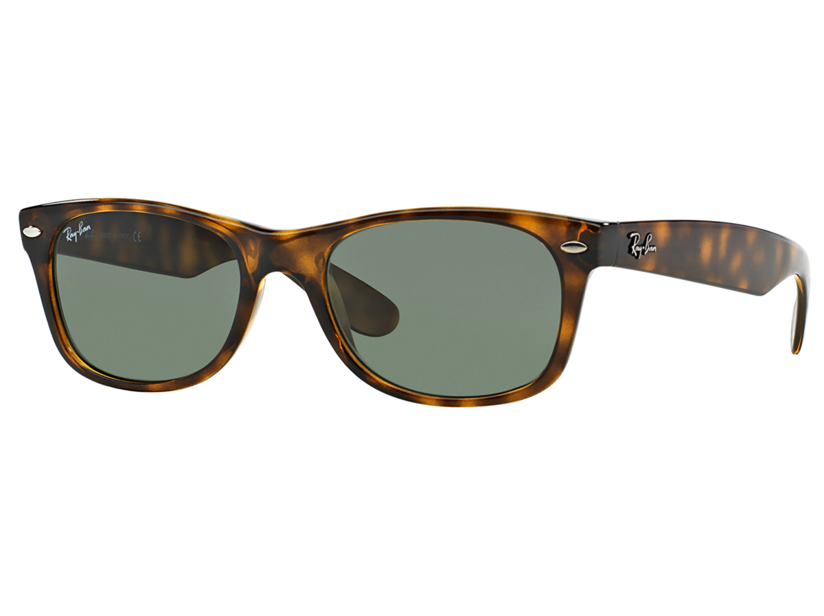 Ray-Ban Wayfarer Tortoise and Green