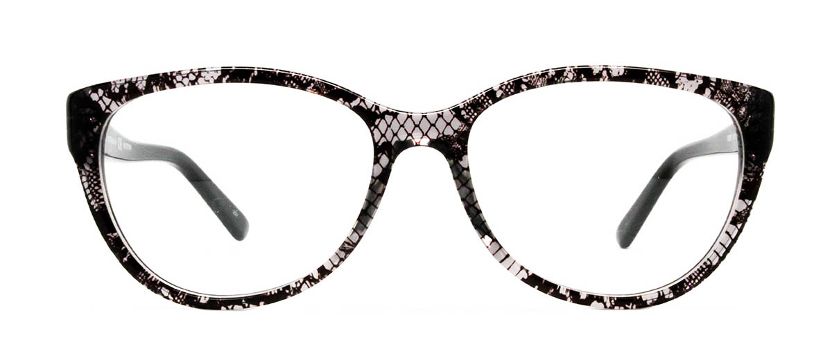 Valentino V2630 035 Grey Snakeskin Glasses | LensDirect