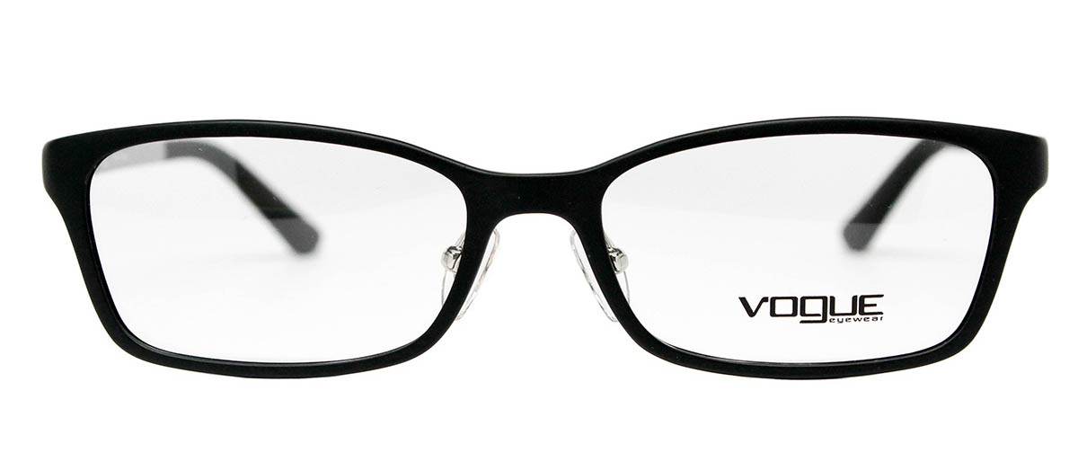 Vogue Vo2877 Black And White Vogue Glasses For Women
