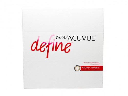 1 Day Acuvue Define 90 Pack Contacts