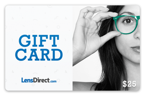 $25 LensDirect Gift Card