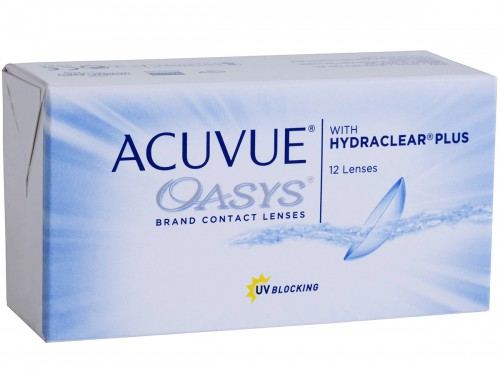 Acuvue Oasys 12 Pack Contact Lenses