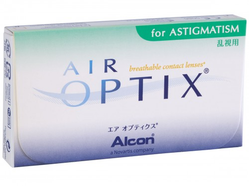 Air Optix for Astigmatism 6pk