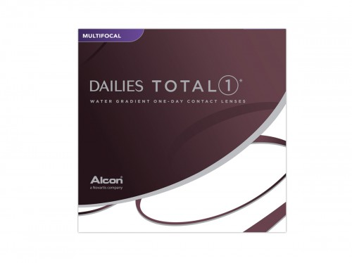 DAILIES Total 1 Multi-Focal - 90 Pack