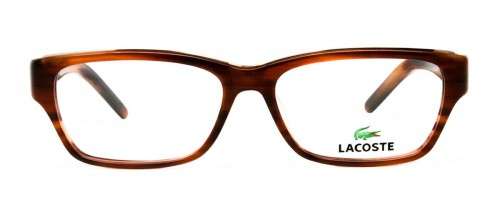 Lacoste L2643 210 Brown Horn
