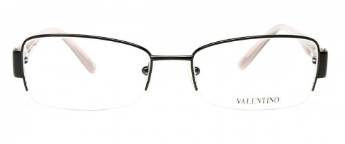 Valentino V2100 Dark Gunmetal Glasses