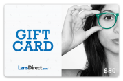 $50 LensDirect Gift Card