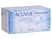 acuvue oasys 24 pack with hydraclear plus