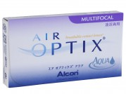 Air Optix Aqua Multifocal 6pk