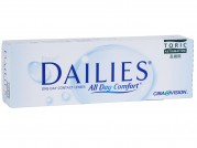 Focus Dailies Toric 30 Pack Contacts