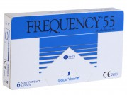 Frequency 55 Contact Lenses by CooperVision
