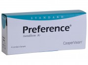 preference standard 4 pack contacts